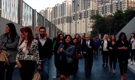 Strada Bahçeşehir Basın Daveti Gerçekleştirildi